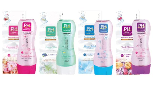 PH JAPAN フェミニンウォッシュ(旧PHケア)の商品一覧